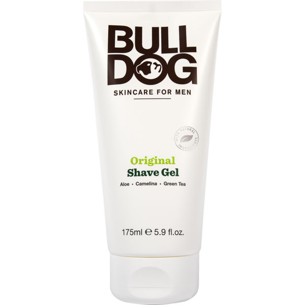 Original Shave Gel, Bulldog Rakgel