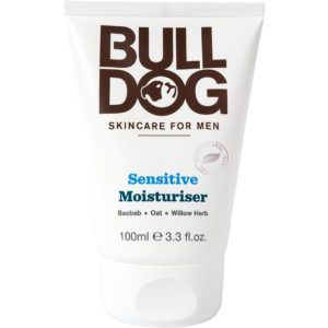 Sensitive Moisturiser, Bulldog Dagkräm