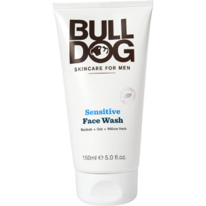 Sensitive Face Wash, Bulldog Ansiktsrengöring