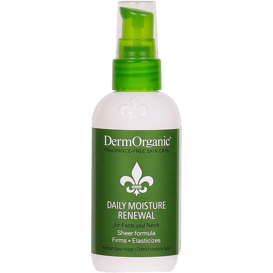 Daily Moisture Renewal for Face and Neck, DermOrganic Dagkräm