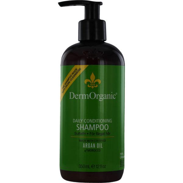 Daily Conditioning Shampoo, DermOrganic Shampoo
