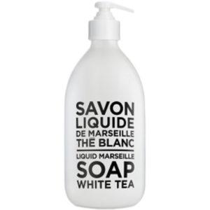 White Tea, 500ml Compagnie de Provence Handtvål