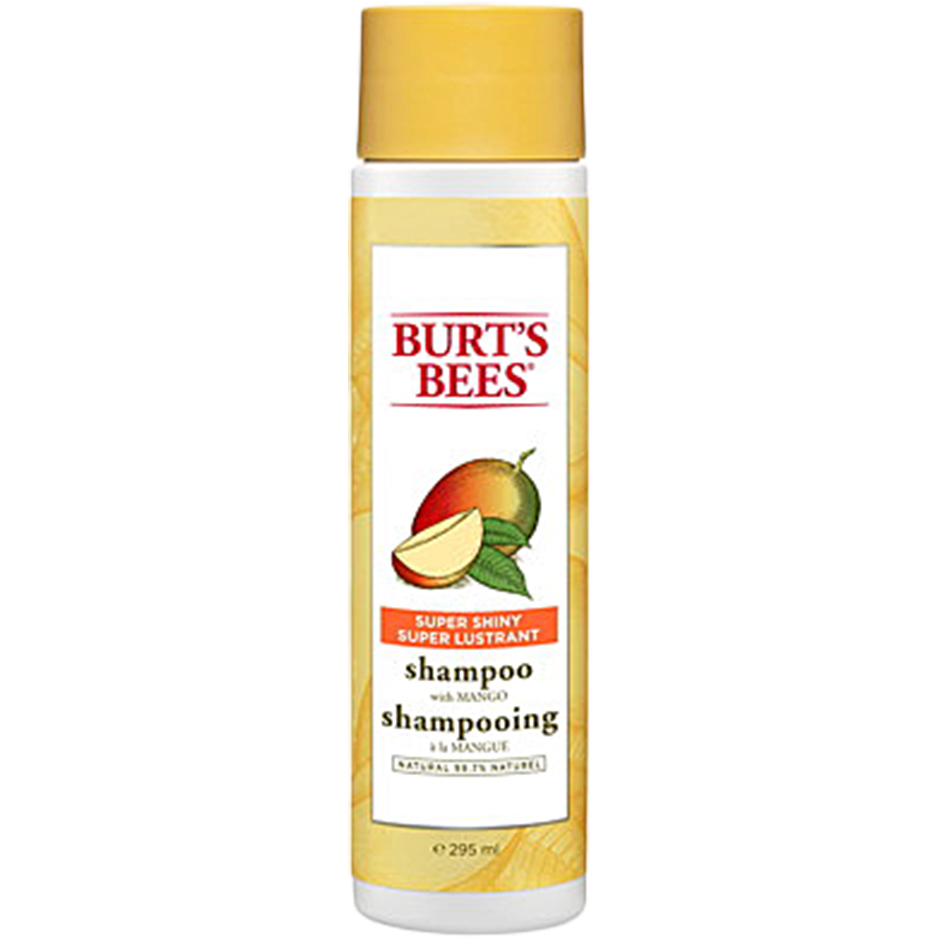 Super Shiny, 295ml Burt's Bees Shampoo