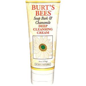 Deep Cleansing Cream, Burt's Bees Ansiktsrengöring