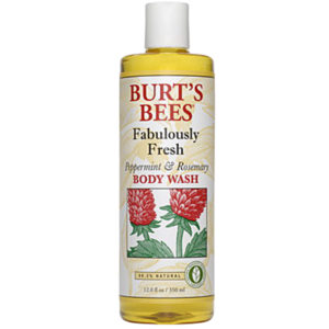 Fabulously Fresh, 350ml Burt's Bees Duschcreme