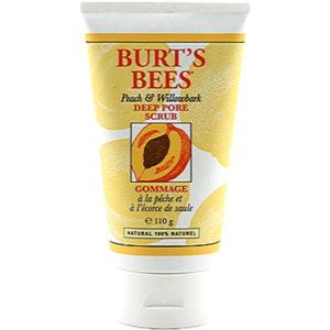 Deep Pore Scrub, 110g Burt's Bees Peeling & Ansiktsskrubb