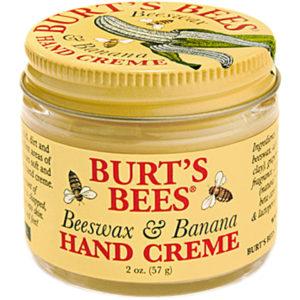 Beeswax & Banana, 57g Burt's Bees Handkräm
