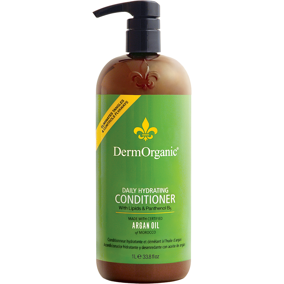 Daily Hydrating Conditioner, DermOrganic Conditioner - Balsam