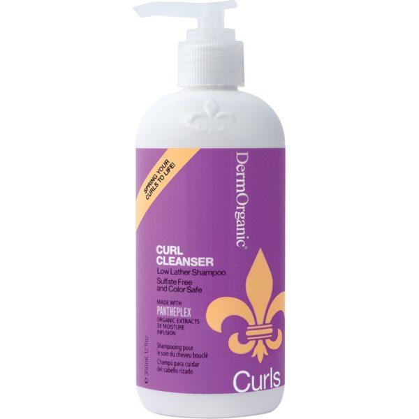 Curl Cleanser, DermOrganic Shampoo