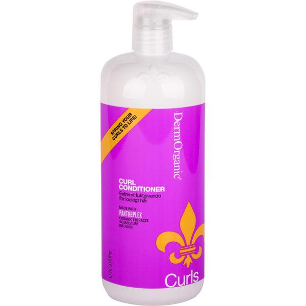 Curl Conditioner, DermOrganic Conditioner - Balsam