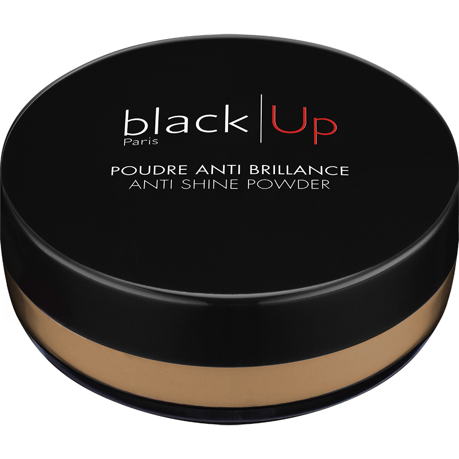 Anti-Shine Loose Powder, 4,5g blackUp Puder