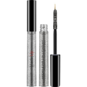 2-in-1 Shimmering Mascara & Liner, 4,5ml blackUp Mascara