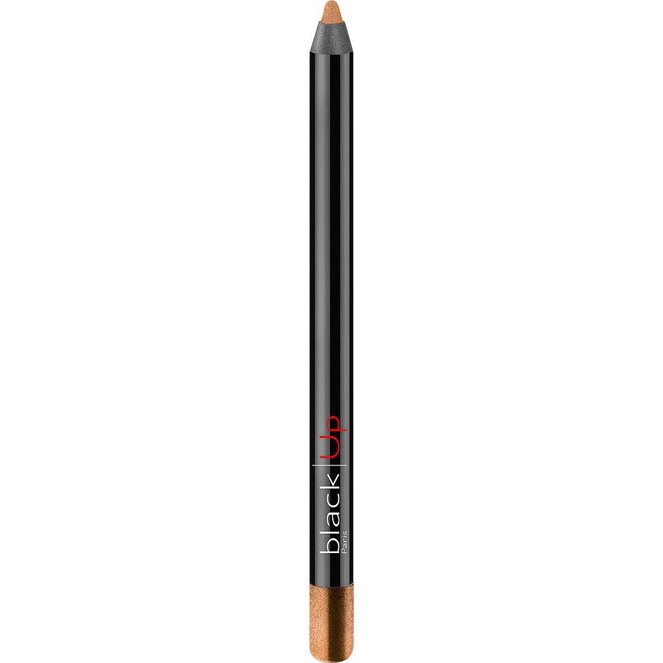 Waterproof Smoky Kohl Pencil, 1,2g blackUp Eyeliner