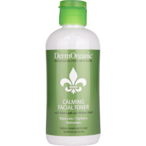 Calming Facial Toner 70% Organic, DermOrganic Ansiktsvatten