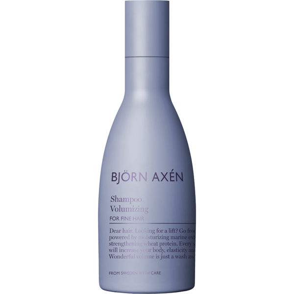 Volumizing, 250ml Björn Axén Shampoo