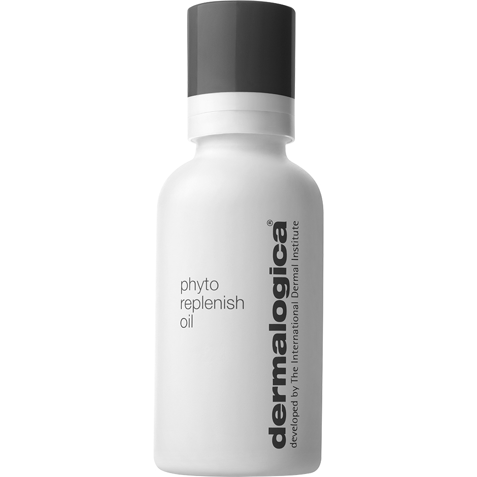 Phyto Replenish Oil, Dermalogica Serum & Ansiktsolja