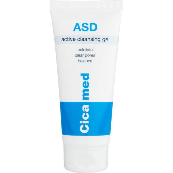 ASD, 100ml Cicamed Ansiktsrengöring