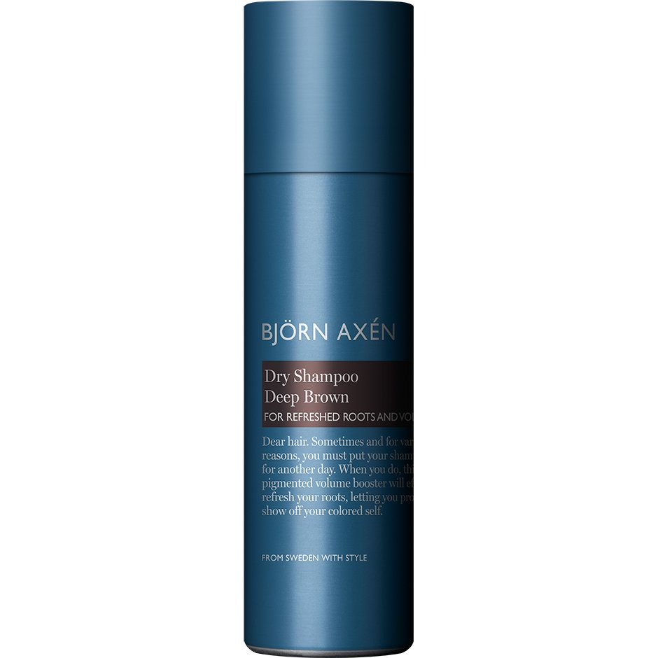 Dry Shampoo, Björn Axén Torrschampo