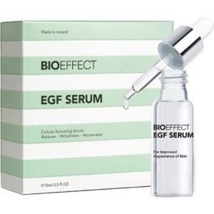 EGF Serum, Bioeffect Serum & Ansiktsolja