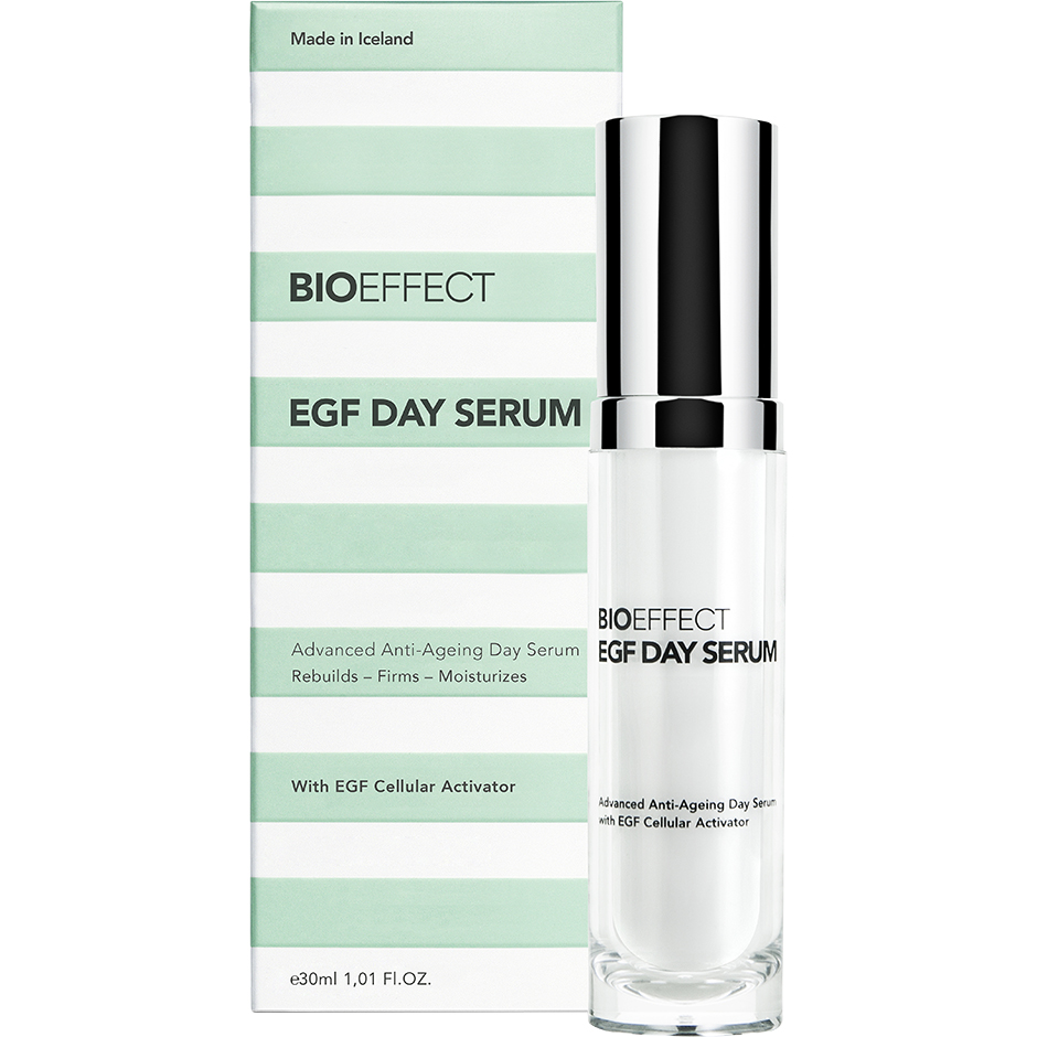 EGF Day Serum, Bioeffect Serum & Ansiktsolja