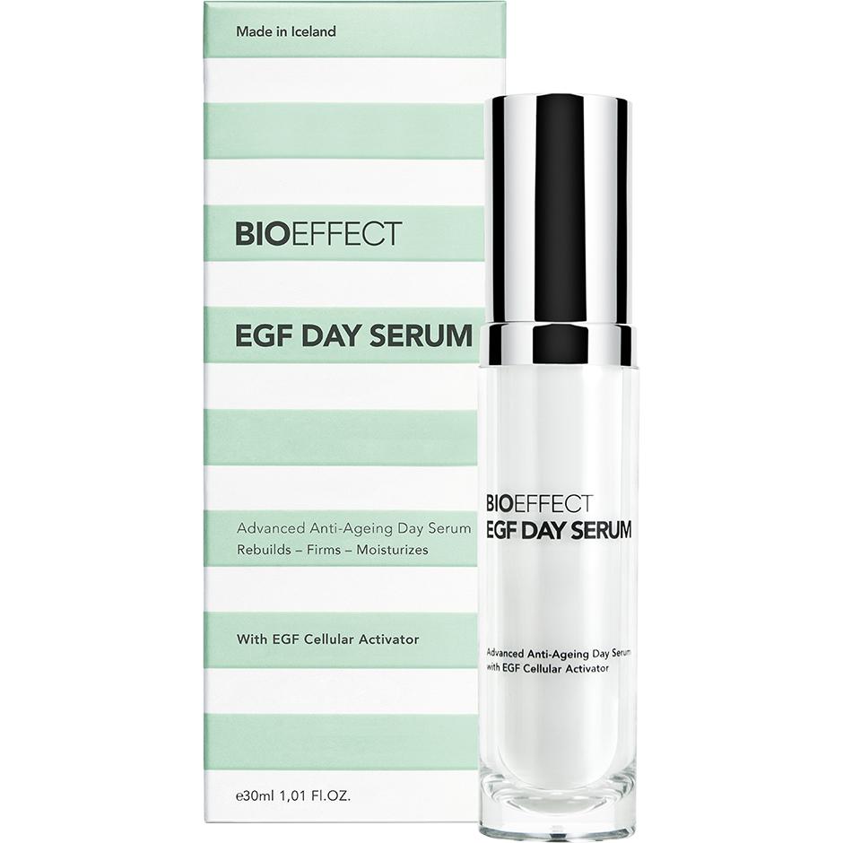 EGF Day Serum, Bioeffect Serum & Ansiktsolja