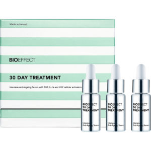 30 Day Treatment, Bioeffect Serum & Ansiktsolja
