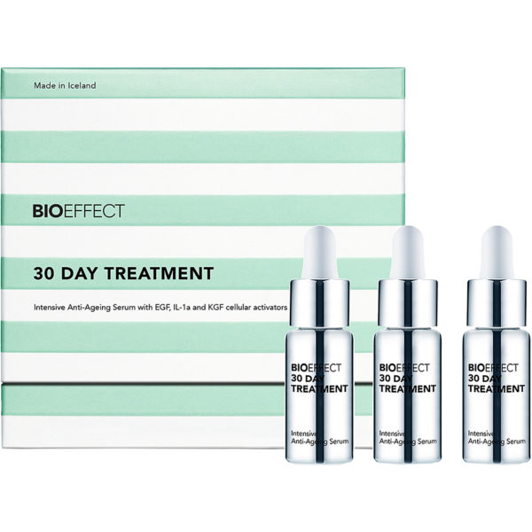 30 Day Treatment, Bioeffect Serum & Ansiktsolja