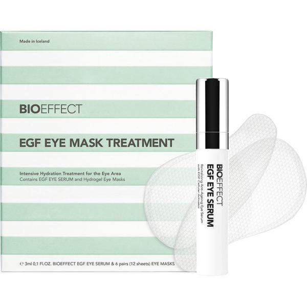 EGF Eye Mask Treatment, Bioeffect Ansiktsmask