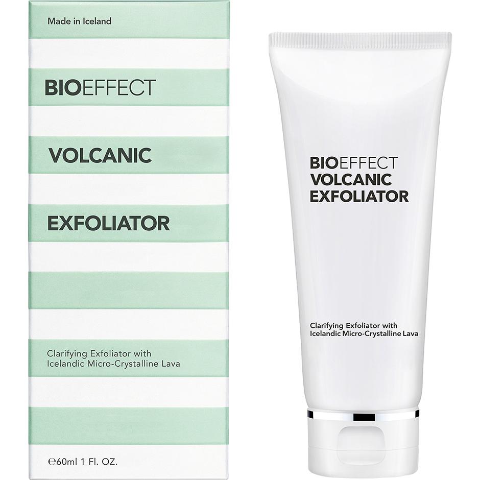 Volcanic Exfoliator, Bioeffect Peeling & Ansiktsskrubb