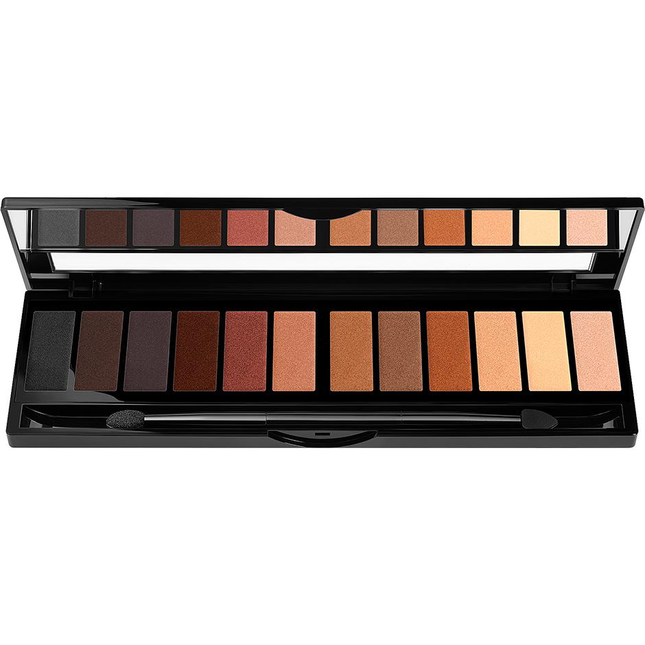 Eyeshadow Nude Palette, blackUp Ögonpaletter