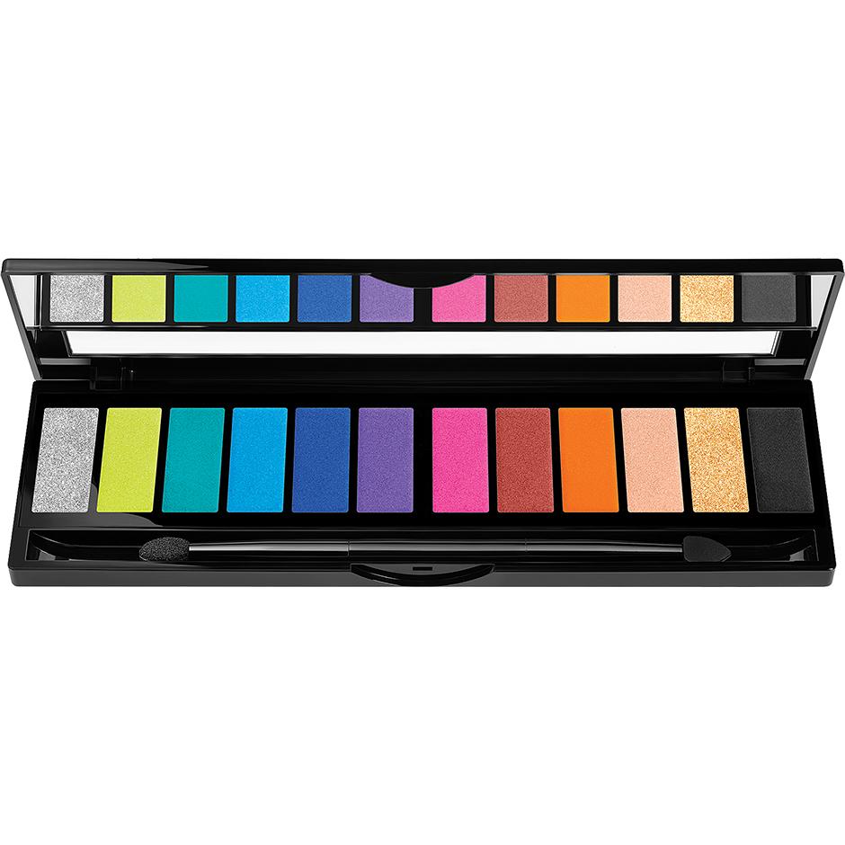 Eyeshadow Color Palette, blackUp Ögonpaletter