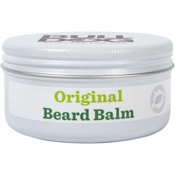Original Beard Balm, Bulldog Skäggolja & Balm