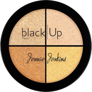 Highlighting Palette, blackUp Highlighter