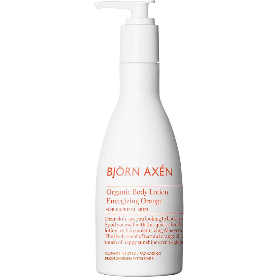 Organic Body Lotion, Björn Axén Kroppslotion