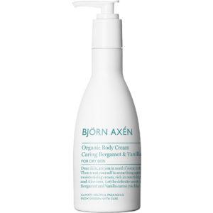 Organic Body Cream Caring, Björn Axén Kroppslotion