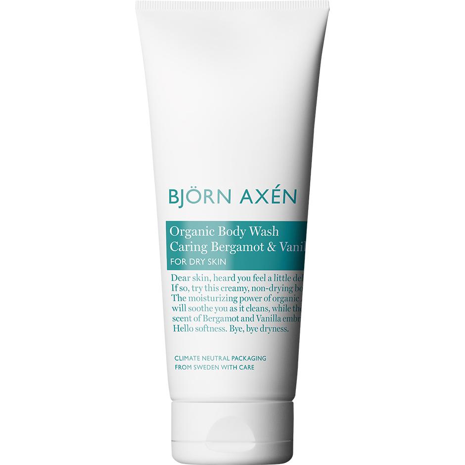 Organic Body Wash, Björn Axén Duschcreme