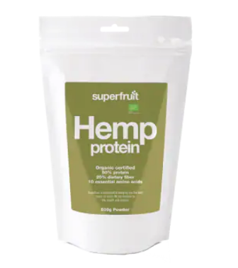 superfruit hampaprotein 500g