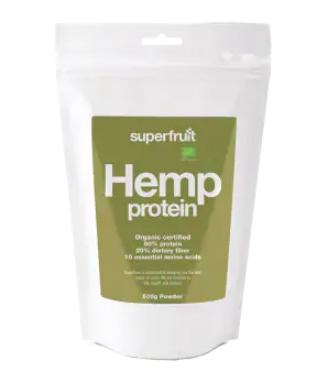 superfruit hampaprotein 500g
