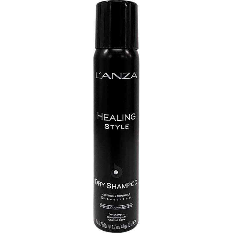 lanza healing style dry schampoo