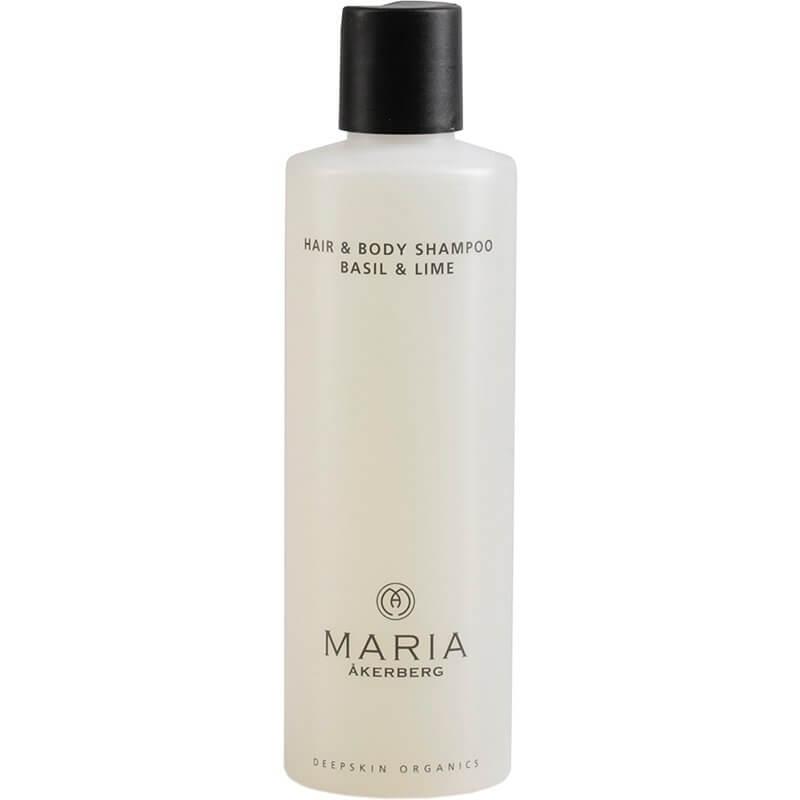 maria akerberg hair body schampoo basil lime