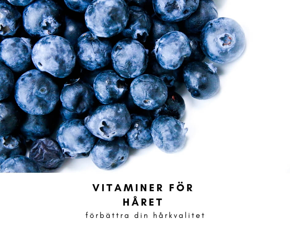 vitaminer som är bra för håret