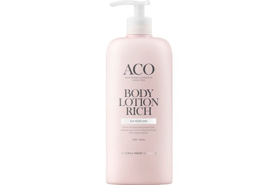 ACO Body Lotion Rich Op 400 ml
