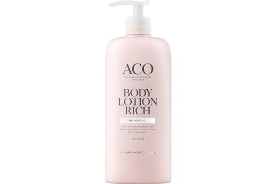 ACO Body Lotion Rich Op 400 ml