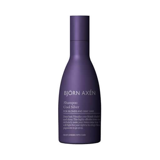 Bjorn Axen Cool Silver Shampoo, 250 ml