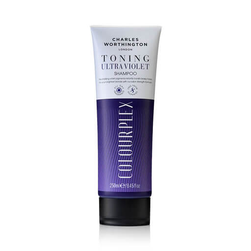 Charles Worthington ColourPlex Ultra Violet Shampoo