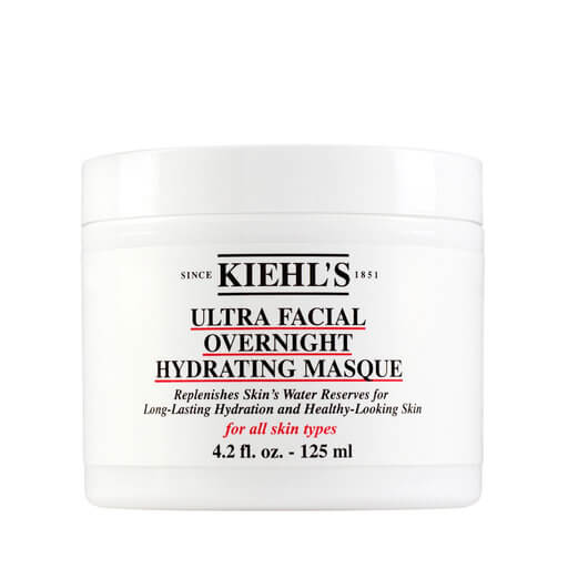 Kiehls Ultra Facial Overnight Hydrating Masque, 125 ml