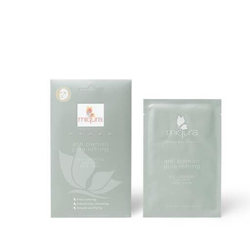 MIQURA Anti Blemish Pore Sheet Mask