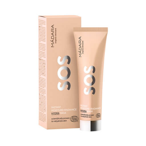 Madara SOS HYDRA Moisture Radiance Mask, 60 ml