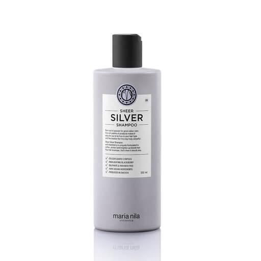 Maria Nila Sheer Silver Shampoo, 350 ml
