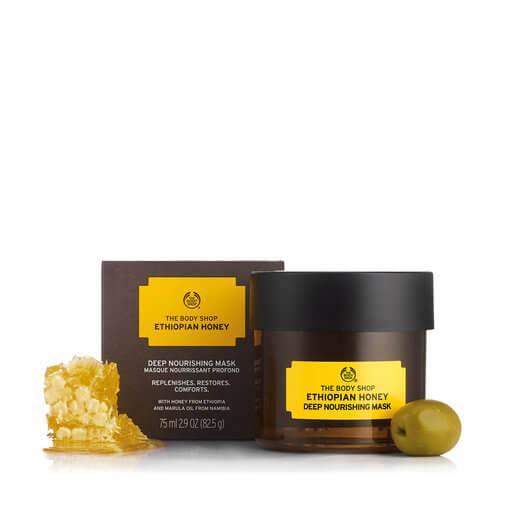 The Body Shop Ethiopian Honey Deep Nourishing Mask